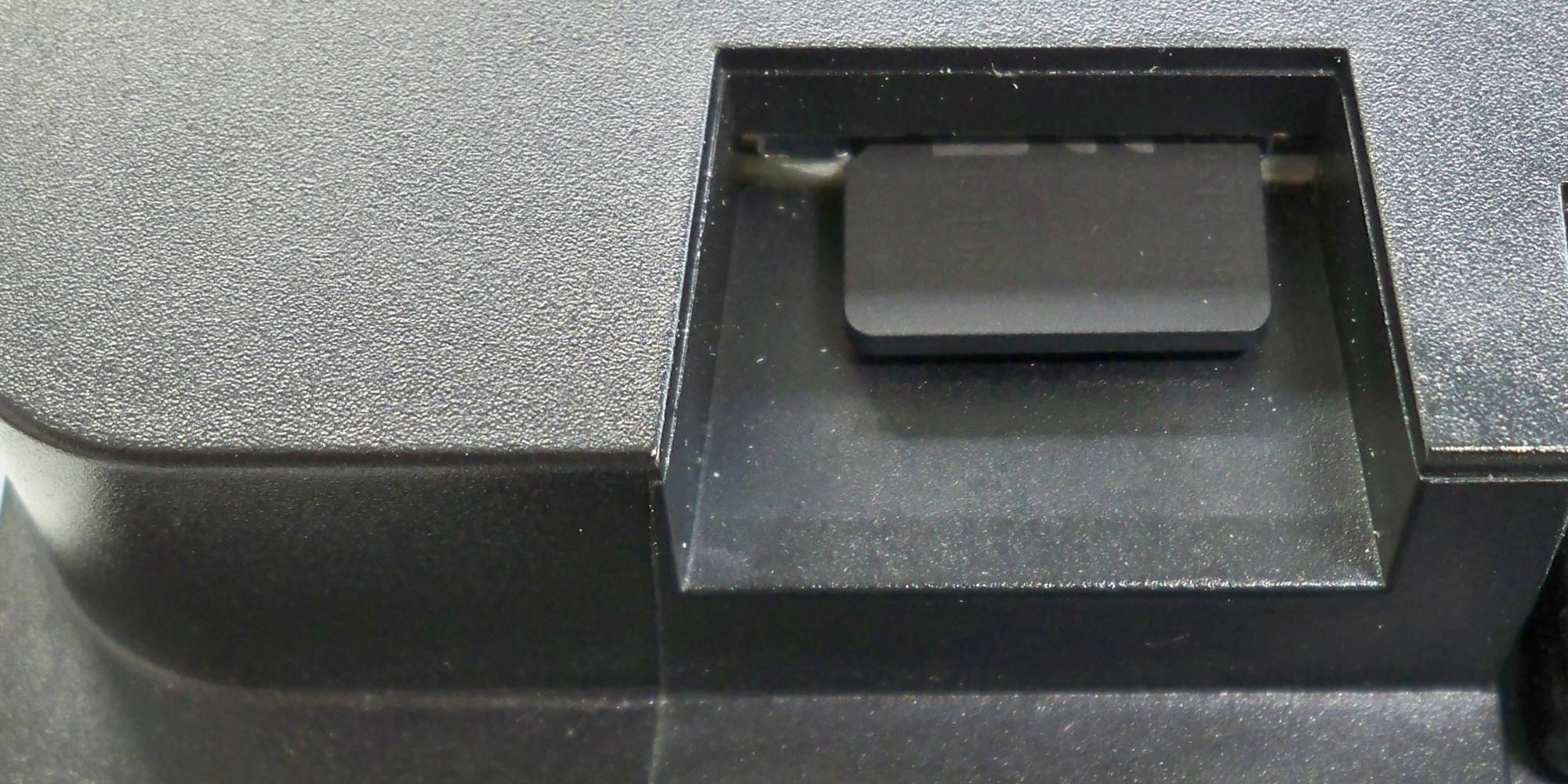 ALAN Schritt für Schritt: Schacht mit eingelegter µSD-Karte an BRAIN