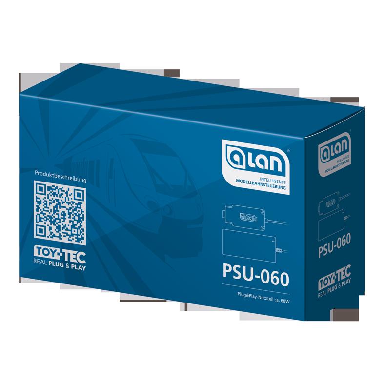 ALAN System-Netzteil PSU-060 Verpackung Artikel-Nummer 11002