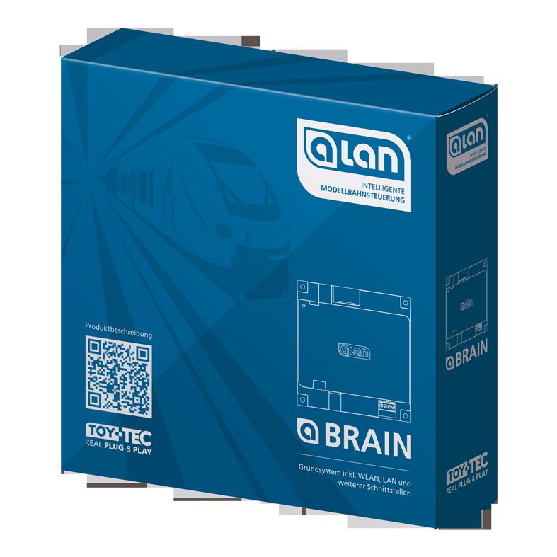 ALAN Gehirn BRAIN Verpackung Artikel-Nummer 11101