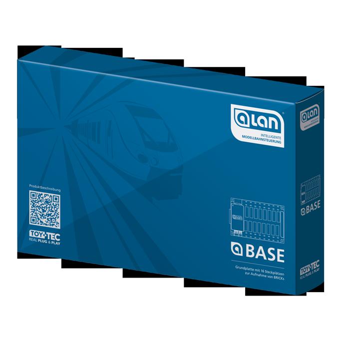 ALAN Grundplatte BASE Verpackung Artikel-Nummer 11201