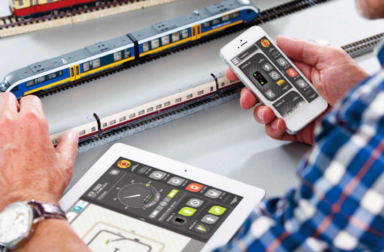 ALAN mit Tablet und Smartphone