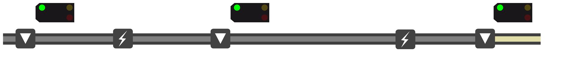 Visualisierung der ALAN Blocksignalisierung - Bild 02 von 18